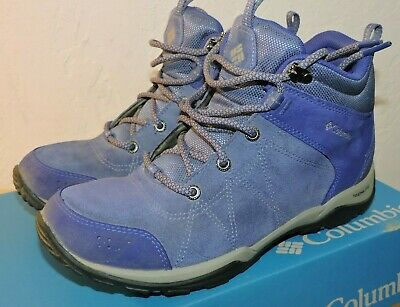 COLUMBIA FIRE VENTURE Mid Suede 1701841053 Waterproof Hiking