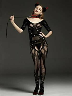 Rimes Body Stocking 7095