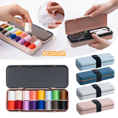 Sewing Kit Multifunctional Portable Sewing Threads Kit for Home Travel KU