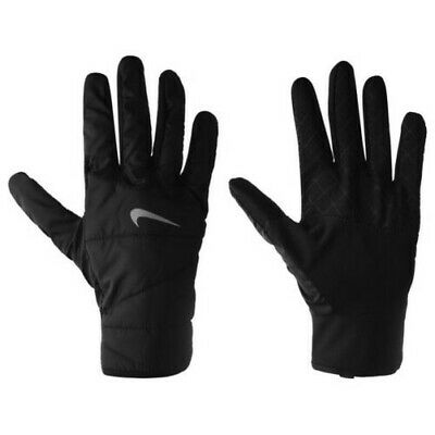 B145 NIKE 2020 A.S ROMA GUANTI  TOUCH SCREEN UOMO DONNA GLOVES INVERNO NWGF5652