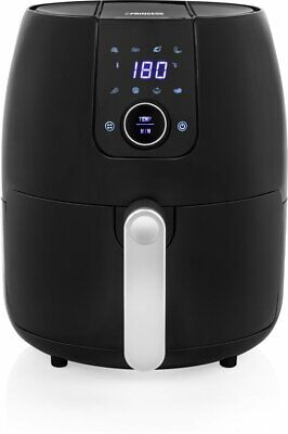 Princess 01.182025.01.001 XXL Hot Air Fryer with Digital Display without Oil Eas