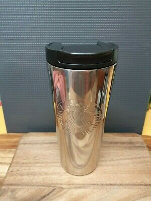 Starbucks Siren Stainless Steel Travel Tumbler 16oz, 475ml