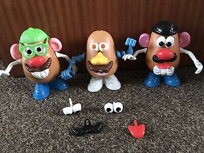 Mr Potato Head Accessories Bundle Nostalgia Playskool Hasbro Toy Story 1985 2010