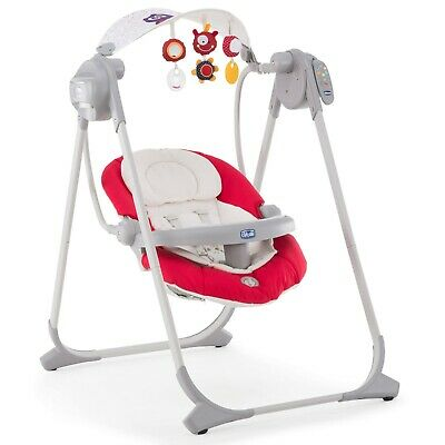 Balancelle bébé CHICCO polly swing up