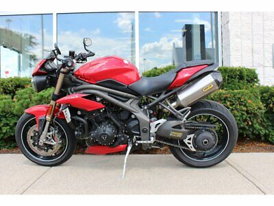 2016 Triumph  Speed Triple S 1050 One Owner Like New Adult Rider No Drops Ever! 2016 Triumph  Speed Triple S 1050 One Owner Like New Adult Rider No Drops Ever!