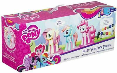 My Little Pony Paint & Play Paint Your Own Ponies for ages + New