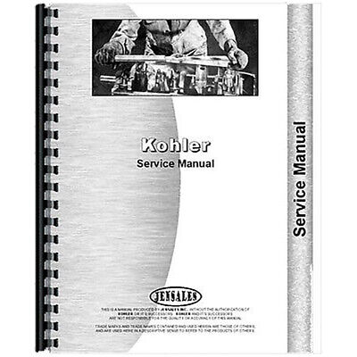 Service Manual For Kohler K532