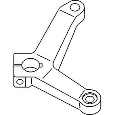 SBA334522950 LH Steering Arm For Ford / New Holland Compact Tractors 1000 1210