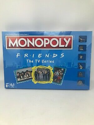 Monopoly - Friends The TV Series Limited Edition Board Game