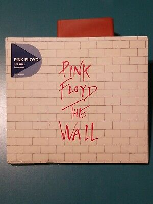 2 CD's PINK FLOYD THE WALL REMASTERED NEW SEALED CD