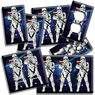 Star Wars Stormtrooper Funny Light Switch Toggle Outlet Wall Plate Room Hd Decor