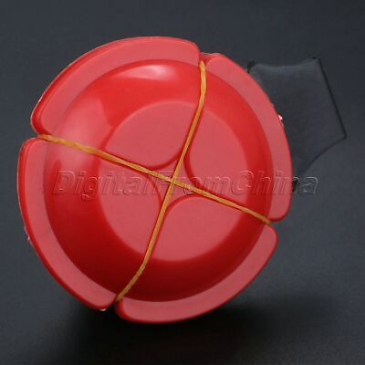 96mm*89mm*30mm 1Set Magician Magic Prop Trick Coin Miracle Disappear in Saucers
