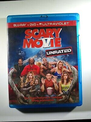 Scary Movie 5 Unrated Blu Ray Dvd 10 00 Picclick
