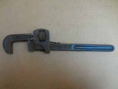 Vintage Record Number 14 Pipe Wrench made in England Stilson