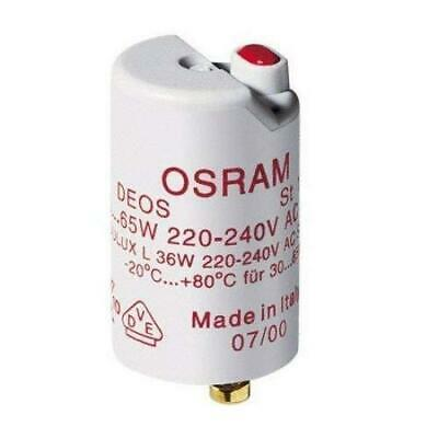 OSRAM Starter 171 Safety / For independent connection of fluorescent tubes...