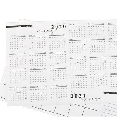 2020 Simple Monthly Schedule Planner Diary Planning Schedule Calendar NoteBook