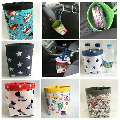 waterproof car bin, Car tidy, office bin, car accessories, tidy bin