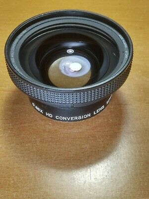 Raynox 0.66x Wide Angle 52mm - for video cameras - no distortion