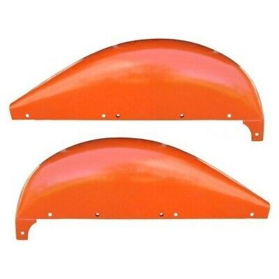 225234 225236 Fender Pair for Allis Chalmers Tractor C CA Early B Tractors