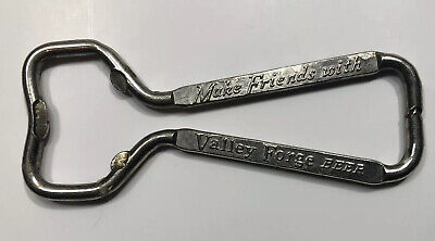 Vintage Bottle Opener Valley Forge Beer Rams Head Ale