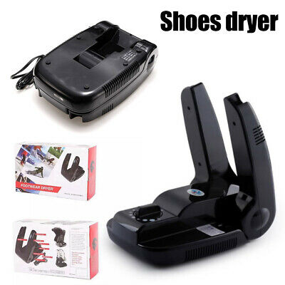 NEW! Electric Foldable Shoe Dryer Deodoriser for drying Shoes Boots Gloves Socks