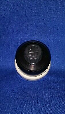 VTG 1920's PERKINS Bakelite Porcelain Round Turn Rotary Switch Near MINT COND