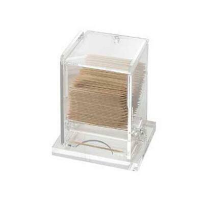 Cal-Mil - 295 - 3 3/4 in Unwrapped Toothpick Dispenser