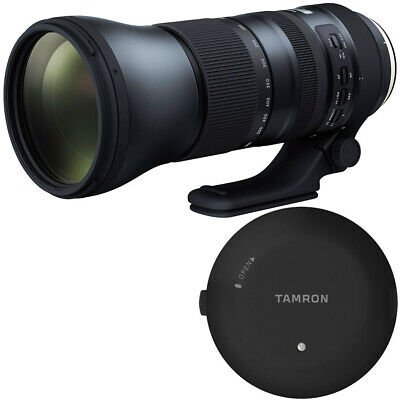 Tamron SP 150-600mm F/5-6.3 Di VC USD G2 Zoom Lens Canon + Tamron TAP-In Console