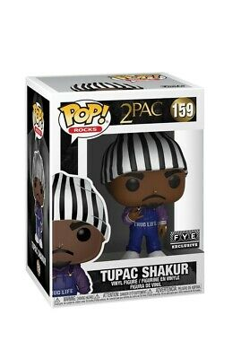 Funko Pop! Rocks Tupac Shakur (Thug Life) FYE Exclusive Preorder confirmed !!!