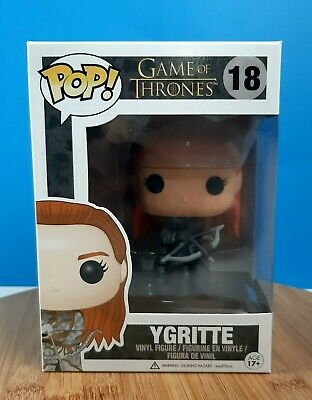 Funko Pop! Game Of Thrones Ygritte #18 Vaulted/Retired 3rd Edition