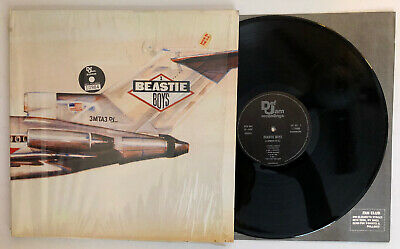 Beastie Boys - Licensed To Ill - 2000 UK Numbered 10984 (EX) Ultrasonic Clean