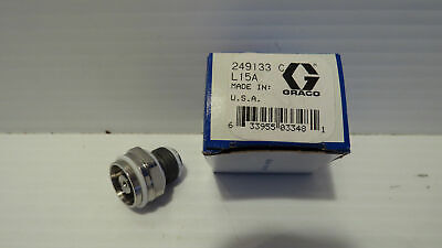 Graco Paint Sprayer Supply Parts 249133 Diffuser For G15/G40 Flat Face Gun OEM