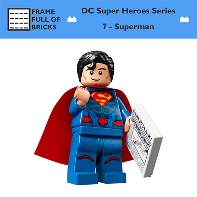 LEGO 71026 Minifigures DC Super Heroes Series - 7 - Superman