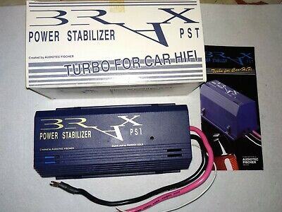 Condensatore Power Stabilizer BRAX PST - AUDIOTECH FISHER - PHOENIX GOLD