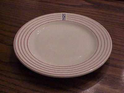 """Beverly Hills Country Club Salad Plate 7 ¼"""" Newport KY Beverly Hills Supper Club"""