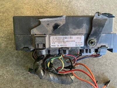 2003-2004 Ford F250 F350 Super Duty Interior Fuse Box Relay 3C3T-14A067-BH