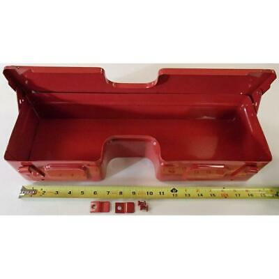 999760R91 Light Bar Mounted Tool Box With Lid For Case-IH Tractor Models