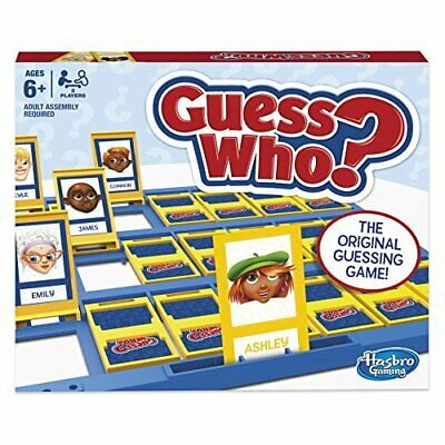 Hasbro Gaming Guess Who? Classic Game (New)