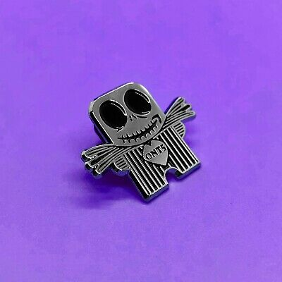 *LAST STOCK* AMAZON Jack Skellington Peccy Pin