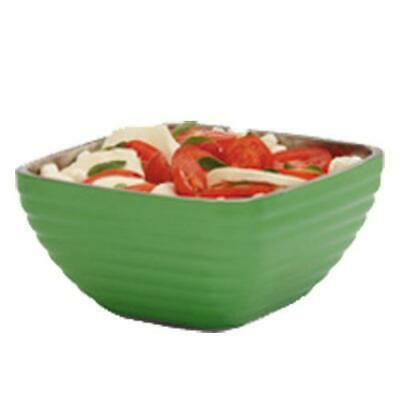 Vollrath - 4763535 - 5.2 qt Green Apple Serving Bowl