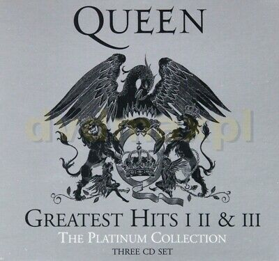 Queen: Greatest Hits I, II & III (Platinum Collection) [3CD]