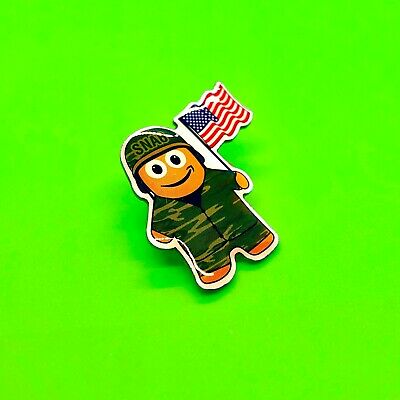 *RARE* Amazon Employee Army Veteran Peccy Pin