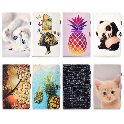 Shockproof Smart Case Pattern Print Cover For Apple iPad 7th Generation 10.2''
