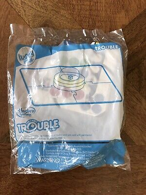 McDonald's Happy Meal Toys Trouble 2019 Hasbro NEW