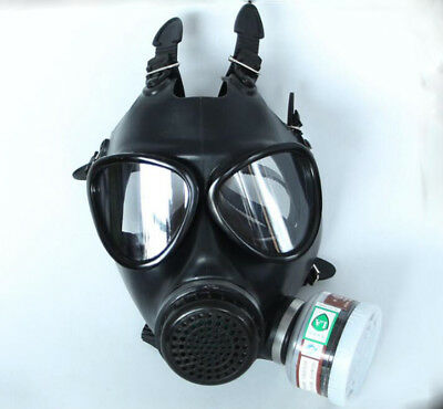 Painting Spray Military soviet Army Gas mask Rubber Respirator with filter 40mm*