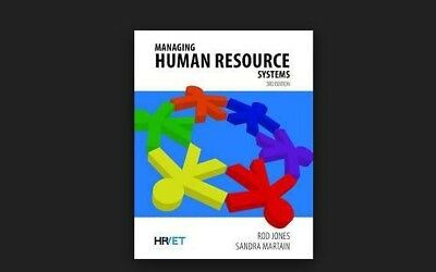 Managing Human Resource Systems ISBN978-0-9923152-0-7