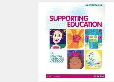 Supporting Education: The Teaching Assistant's Handbook ISBN 978-1-4425-4176-4