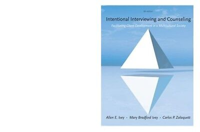 Intentional Interviewing and Counselling 8th Edition ISBN978-1-285-06535-9