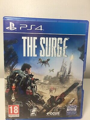The Surge (Sony Playstation PS4) *NEW & SEALED*