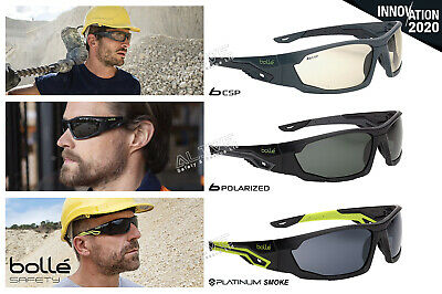 Bolle MERCURO Safety Glasses Spectacles Goggles Sporty Cycling 2020 New Version